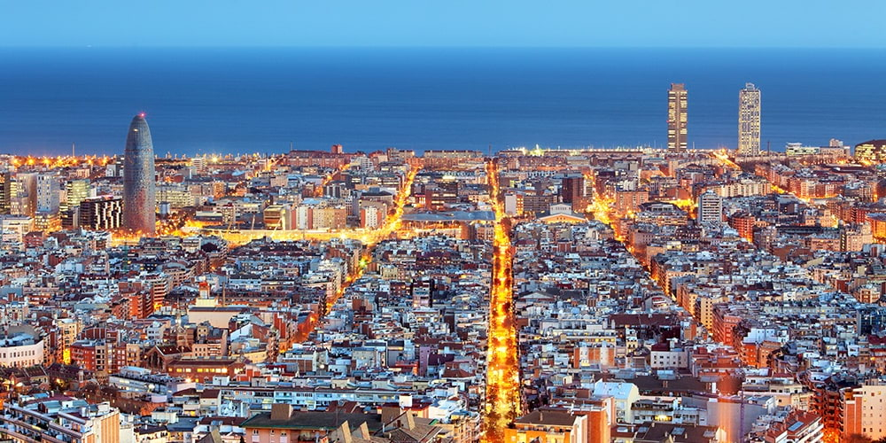 Apartments and flats for sale in Barcelona (Spain)