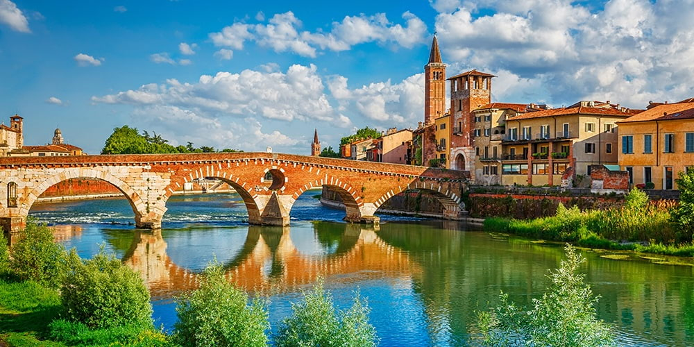 Apartments and flats for sale in Verona (Italy)